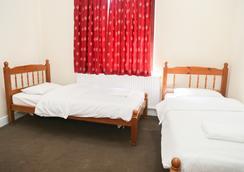 伦敦谢尔顿酒店 - 伦敦 - 睡房