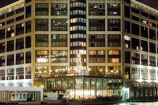 金丝雀码头不列颠国际大酒店 - 伦敦 - 建筑