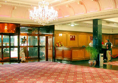 金丝雀码头不列颠国际大酒店 - 伦敦 - 大厅