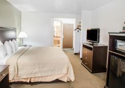 丹佛国际机场品质酒店及套房 - 丹佛 - 睡房