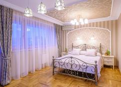 克拉斯诺亚尔斯克酒店 - 克拉斯诺亚尔斯克 - 睡房