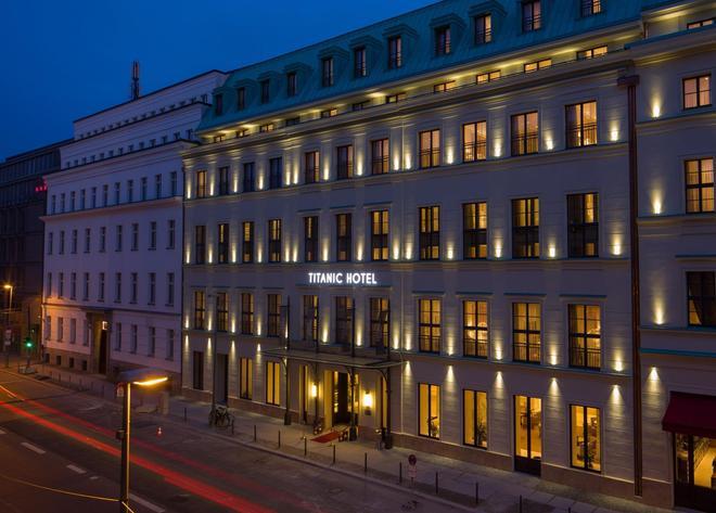 柏林泰坦尼克号豪华酒店 - 柏林 - 建筑