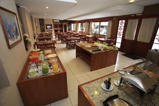 奎伦西亚旅馆 - 格拉玛多 - 自助餐