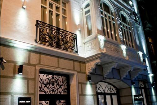 库姆巴拉克故事酒店 - 伊斯坦布尔 - 建筑