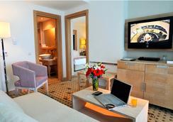 拜亚拉腊酒店 - 昆都 - 睡房