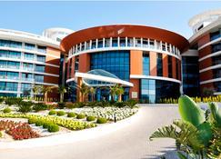 拜亚拉腊酒店 - 安塔利亚 - 建筑