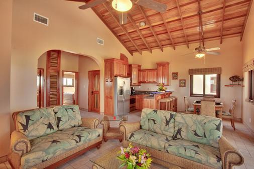 椰树海滩度假酒店 - 圣佩德罗 - 客厅