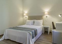 波尔图多莫斯酒店 - 波尔图 - 睡房