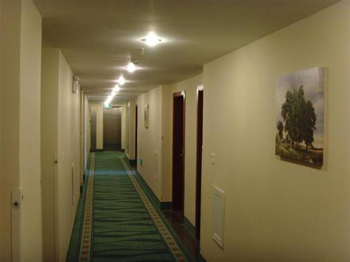 格林豪泰天津市大悲院商务酒店 - 天津 - 门厅