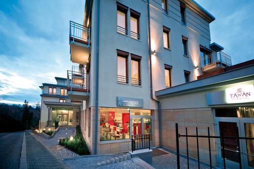 维谢赫拉德公寓式酒店 - 布拉格 - 建筑