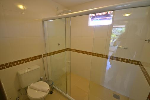 森特罗诺蒂酒店 - 布希奥斯 - 浴室