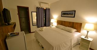 伊斯特中央旅馆 - 布希奥斯 - 睡房