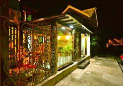 波萨达多森特罗欧斯特酒店 - 布希奥斯 - 户外景观