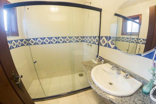 撒布尔多尔旅馆 - 布希奥斯 - 浴室