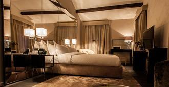 罗马大教堂酒店 - 罗马 - 睡房