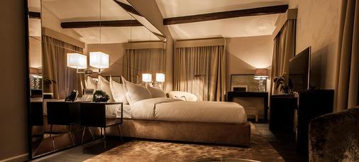 多姆酒店(首选酒店及度假村) - 罗马 - 睡房