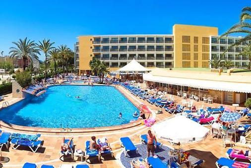 地中海普莱雅索尔集团酒店 - 伊维萨镇 - 游泳池