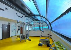 格拉纳达阿巴酒店 - 格拉纳达 - 健身房