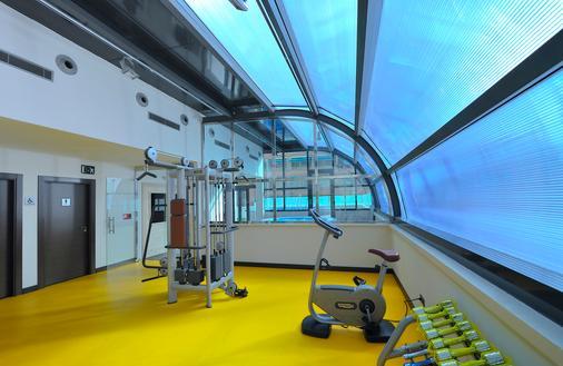 阿巴格拉纳达酒店 - 格拉纳达 - 健身房