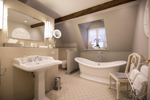 钟声浪漫酒店 - 特里尔 - 浴室