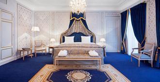 布鲁塞尔大都会酒店 - 布鲁塞尔 - 睡房