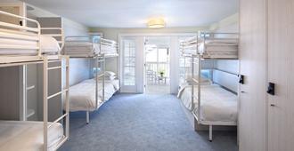 Nyah酒店 - 基韦斯特 - 睡房