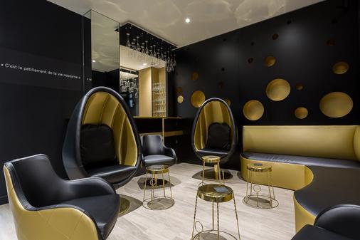 巴黎泡沫酒店 - 巴黎 - 酒吧