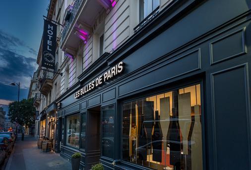 巴黎泡沫酒店 - 巴黎 - 建筑