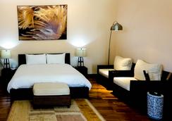 盖亚保护区酒店 - 仅限成人 - 曼努埃尔安东尼奥 - 睡房