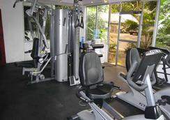盖亚保护区酒店 - 仅限成人 - 曼努埃尔安东尼奥 - 健身房