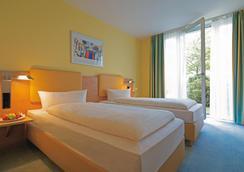 杜塞尔多夫城际酒店 - 杜塞尔多夫 - 睡房