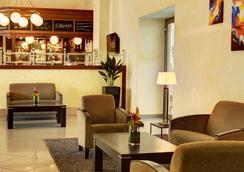 杜塞尔多夫城际酒店 - 杜塞尔多夫 - 大厅