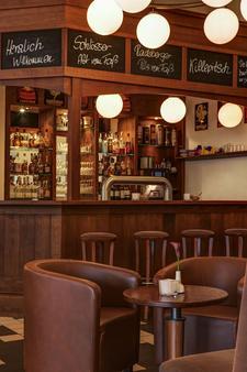 杜塞尔多夫城际酒店 - 杜塞尔多夫 - 酒吧
