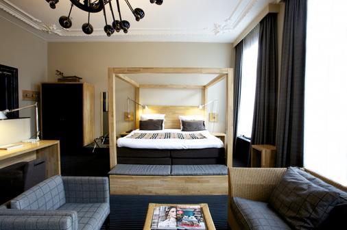 阿姆斯特丹冯德尔酒店 - 阿姆斯特丹 - 睡房