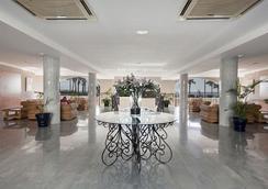 莫哈卡尔最佳酒店 - Mojacar - 大厅