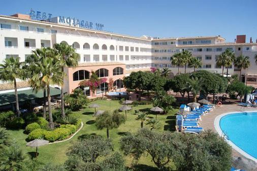莫哈卡尔最佳酒店 - Mojacar - 建筑
