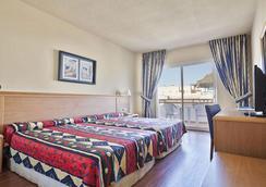 莫哈卡尔最佳酒店 - Mojacar - 睡房