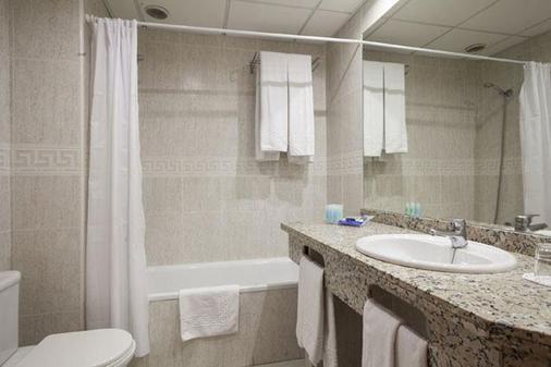 最佳莫哈卡尔酒店 - 莫哈卡尔 - 浴室