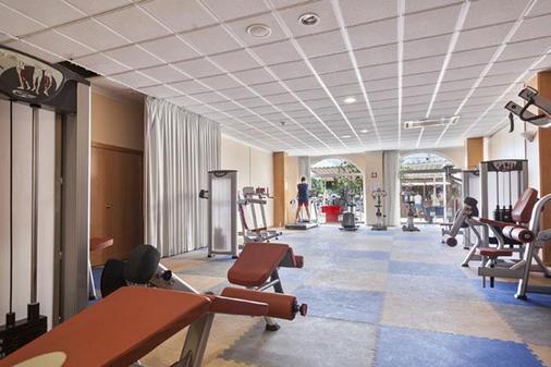 莫哈卡尔最佳酒店 - Mojacar - 健身房