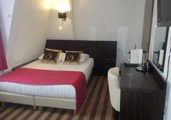 罕布什尔王子运河酒店 - 阿姆斯特丹 - 睡房