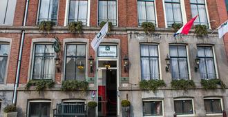 罕布什尔王子运河酒店 - 阿姆斯特丹 - 建筑