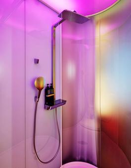 纽约时代广场市民 M 酒店 - 纽约 - 浴室