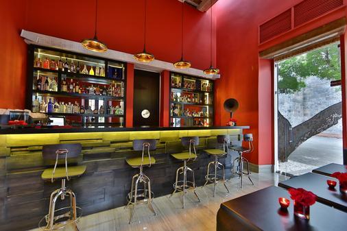 历史豪华贝利尼酒店 - 圣多明各 - 酒吧