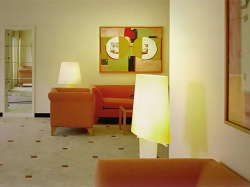施罗斯公园酒店 - 柏林 - 大厅