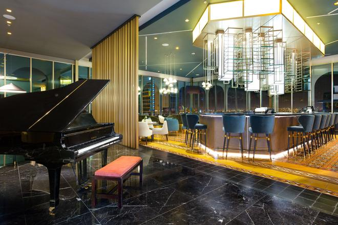 哥斯达黎加大酒店 - 圣荷西 - 酒吧