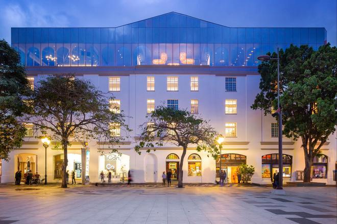 哥斯达黎加大酒店 - 圣荷西 - 建筑