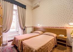 Hotel Orbis - 罗马 - 睡房
