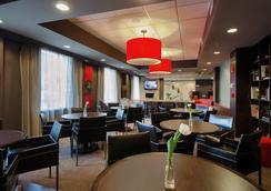 斯坦福市中心零度酒店 - 斯坦福德 - 餐馆