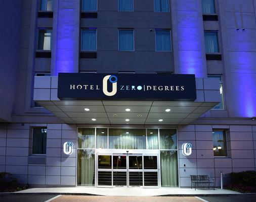 斯坦福市中心零度酒店 - 斯坦福德 - 建筑