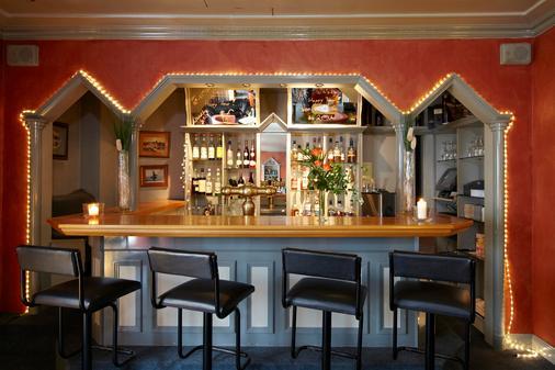 芮斯登兹酒店 - 塞巴特黑灵斯多夫 - 酒吧